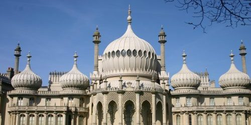 Photograph of the Royal Pavilion Brighton