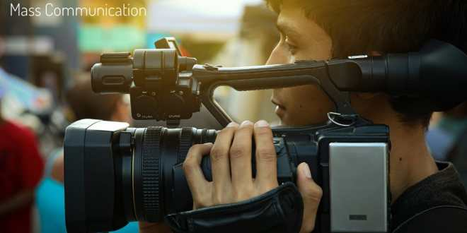 Post Graduate Diploma in Journalism and Mass communication