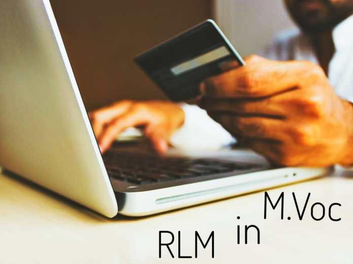 m.Voc in RLM