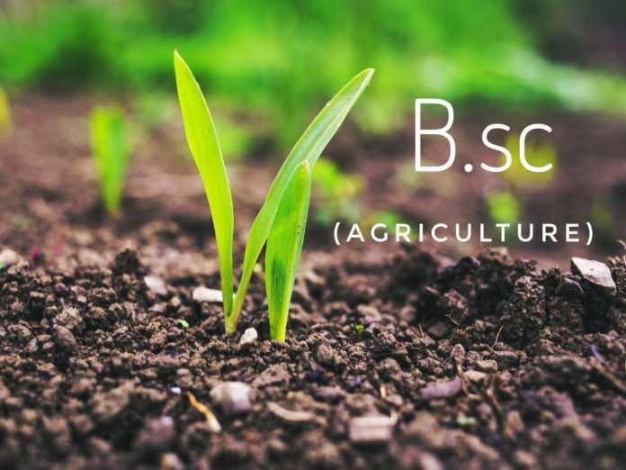 B.Sc (Agriculture)