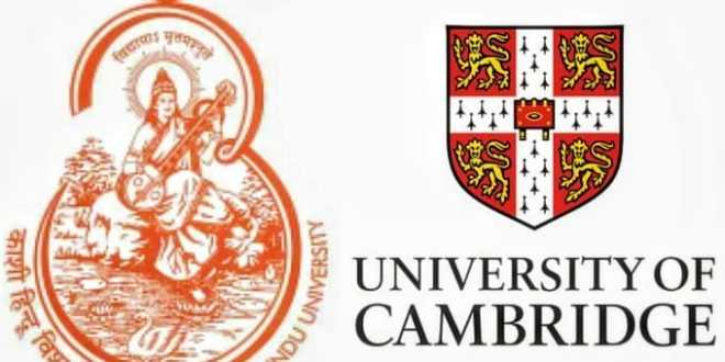 BHU to conduct research with Cambridge University