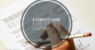 A Complete guide for IIT-JEE Aspirants