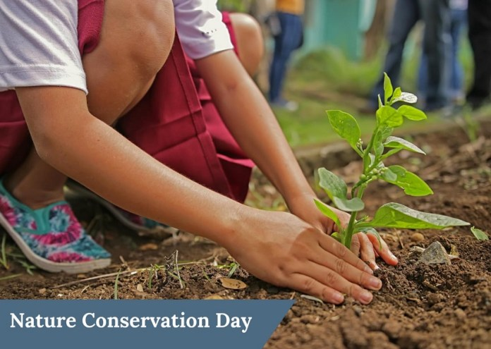 Nature Conservation Day