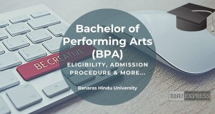 Bachelor of Performing Arts (BPA)