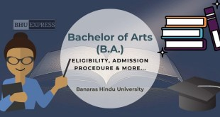Bachelor of Arts (B.A.) from Banaras Hindu University