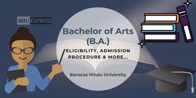 Bachelor of Arts (B.A.)