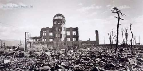 Atomic bombing on Hiroshima & Nagasaki