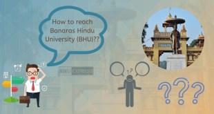 How to reach Banaras Hindu University?