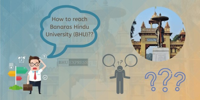 How to reach Banaras Hindu University?