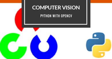 OpenCV with Python