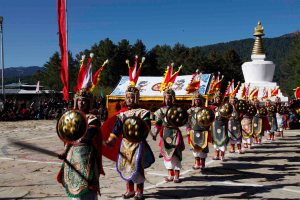 Cultural Tour of Western and Central Bhutan