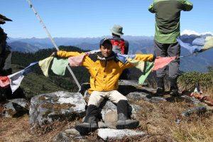Druk Dagala Thousand Lakes Trek 13 Days