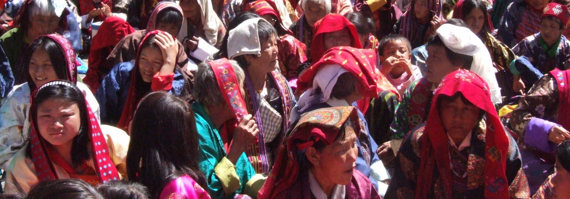 Bumthang Tamshing Tshechu