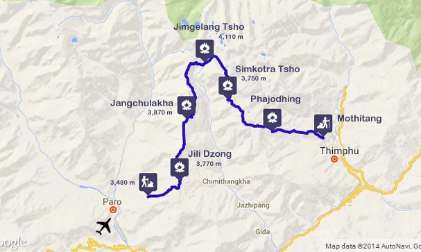Druk Path: Trail of the Thunder Dragon