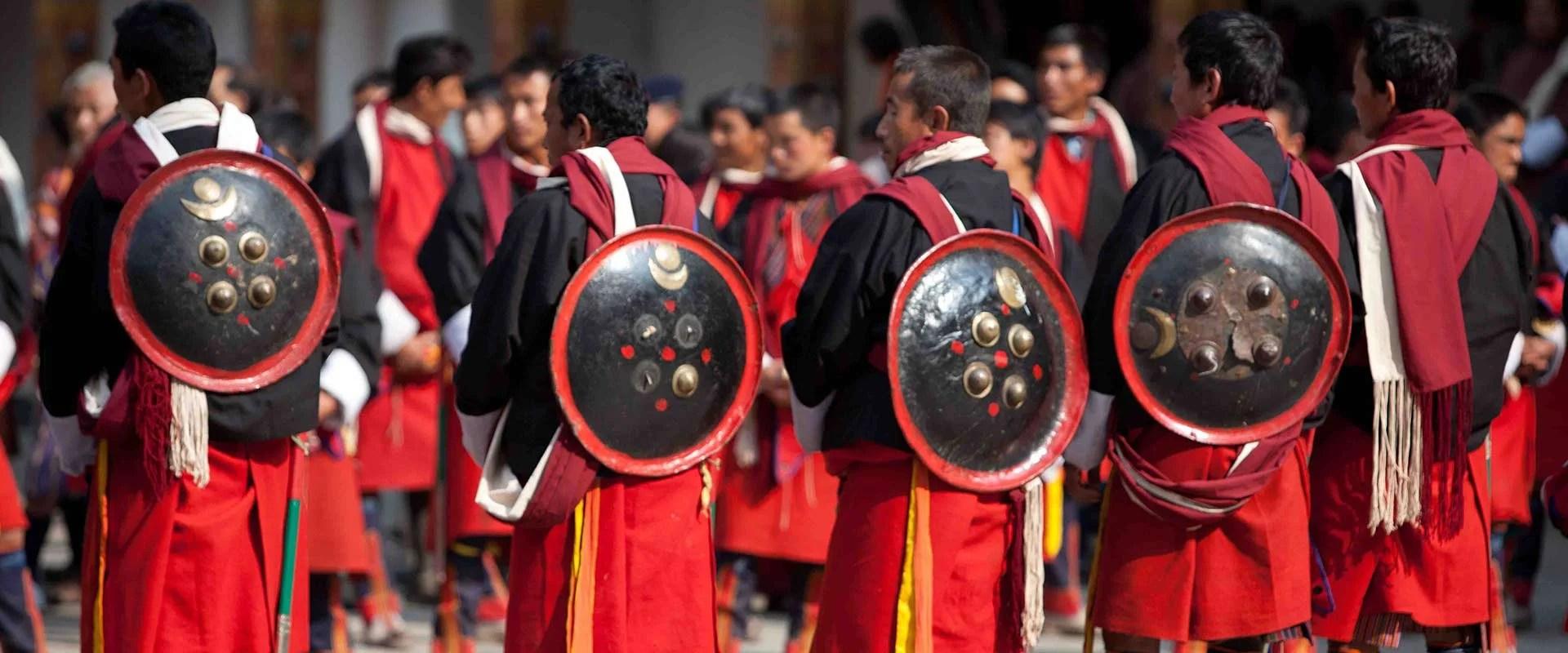 Paro Tshechu - Bhutan Tour Agent for Festival Tours in Paro, Bhutan