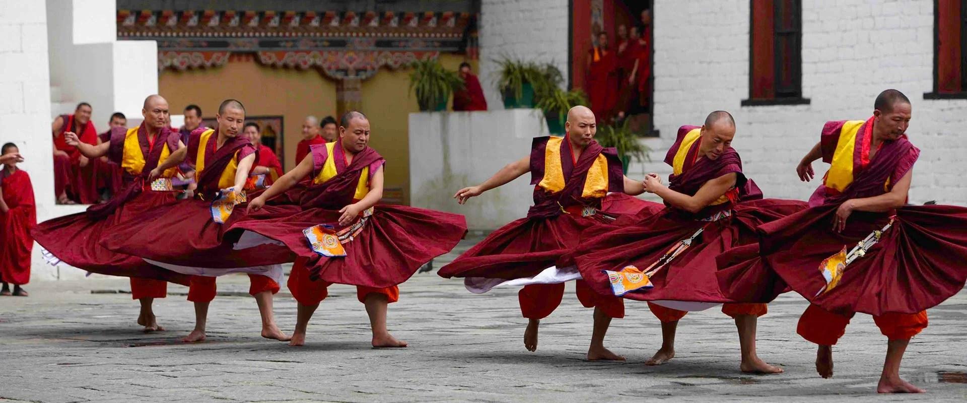 Punakha Tshechu - Bhutan Tour Agent for Bhutan Festival Tour in Punakha