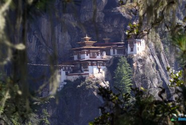 Taktshang Temple