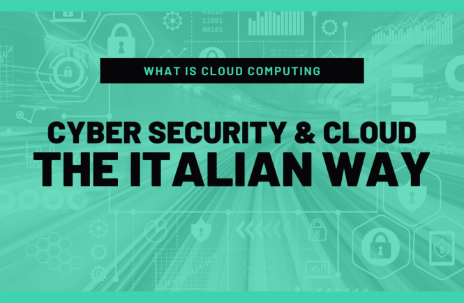 Cyber Security-The Italian Way