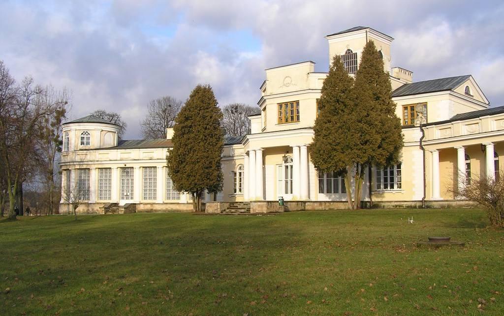 Pałac w Rejowcu