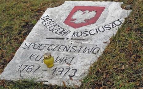 Rozpoczęcie Podróży Tadeusza Kościuszki z Polski Do Ameryki