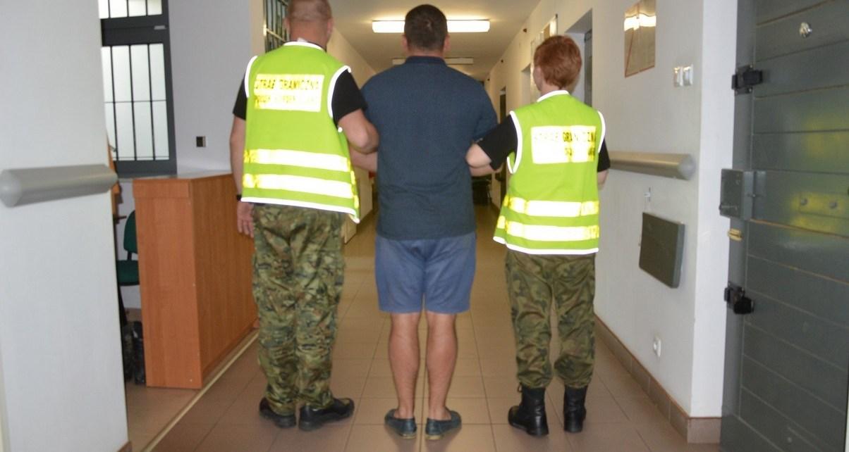 Straż Graniczna zatrzymała w Sławatyczach poszukiwanego Europejskim Nakazem Aresztowania