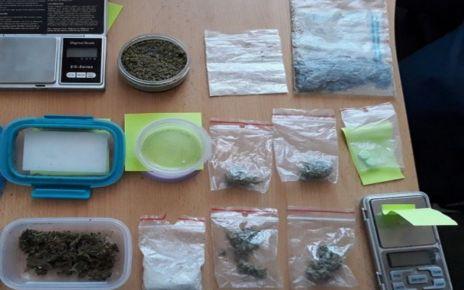 W Międzyrzecu Podlaskim zatrzymano narkotykowego dilera