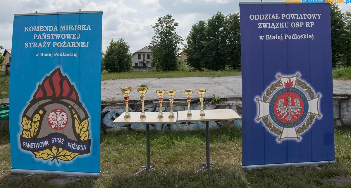 XX Powiatowe Zawody Sportowo-Pożarnicze Młodzieżowych Drużyn Pożarniczych Powiatu Bialskiego