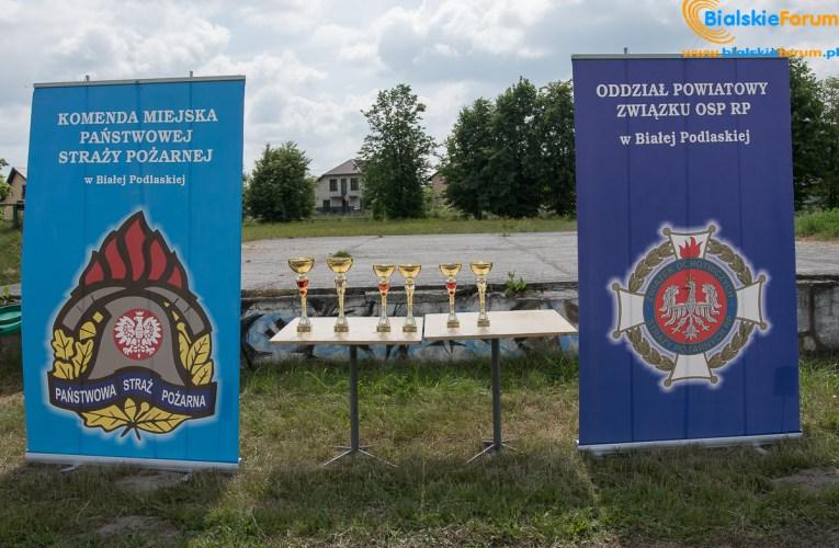 XX Powiatowe Zawody Sportowo-Pożarnicze Młodzieżowych Drużyn Pożarniczych Powiatu Bialskiego (foto, video)