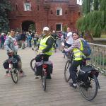 """Wycieczka rowerowa do Brześcia ,,W poszukiwaniu wspólnej historii"""""""