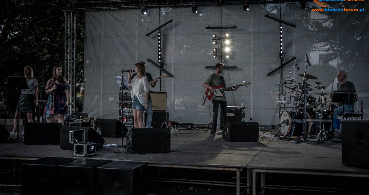 Wakacyjne koncerty na Placu Wolności - Martyna Lasiecka