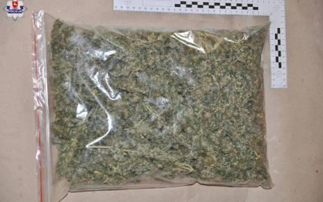 Kolejne narkotyki zatrzymane w Białej Podlaskiej