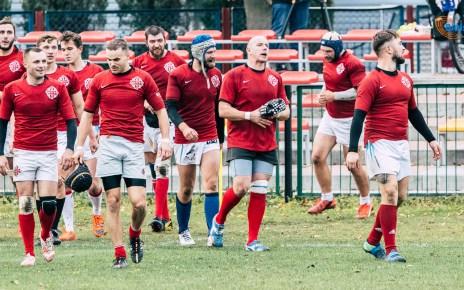 Mecz Rugby Unia Brześć/Terespol - Chaos Poznań