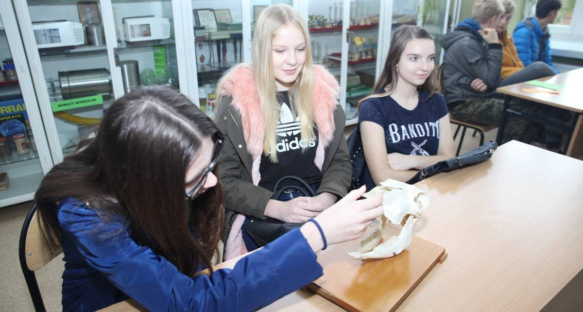 Panele edukacyjne w ZSCKR