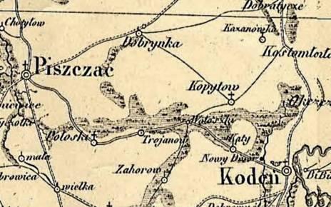 Wołoszki – wieś, którą wymazano z mapy