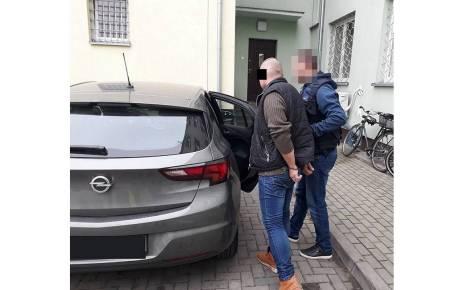 Rozbójnik aresztowany na 3 miesiące