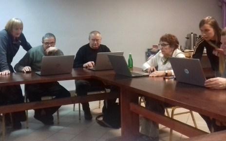 Klub Seniora w gminie Łomazy
