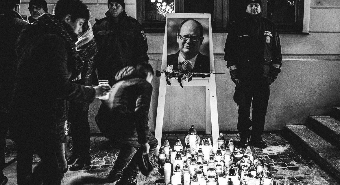 Pamięci Pawła Adamowicza