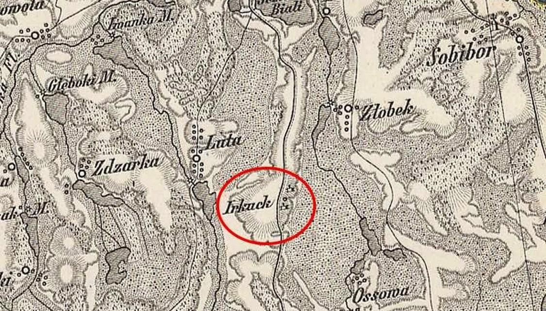 Irkuck wieś, którą wymazano z mapy