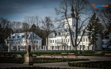 park radziwiłłowski biała podlaska