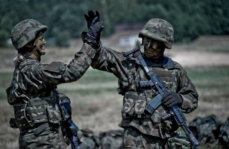 Terytorialsi będą szkolić się w Ostrówku, Leśnej Podlaskiej iLesie Stockim