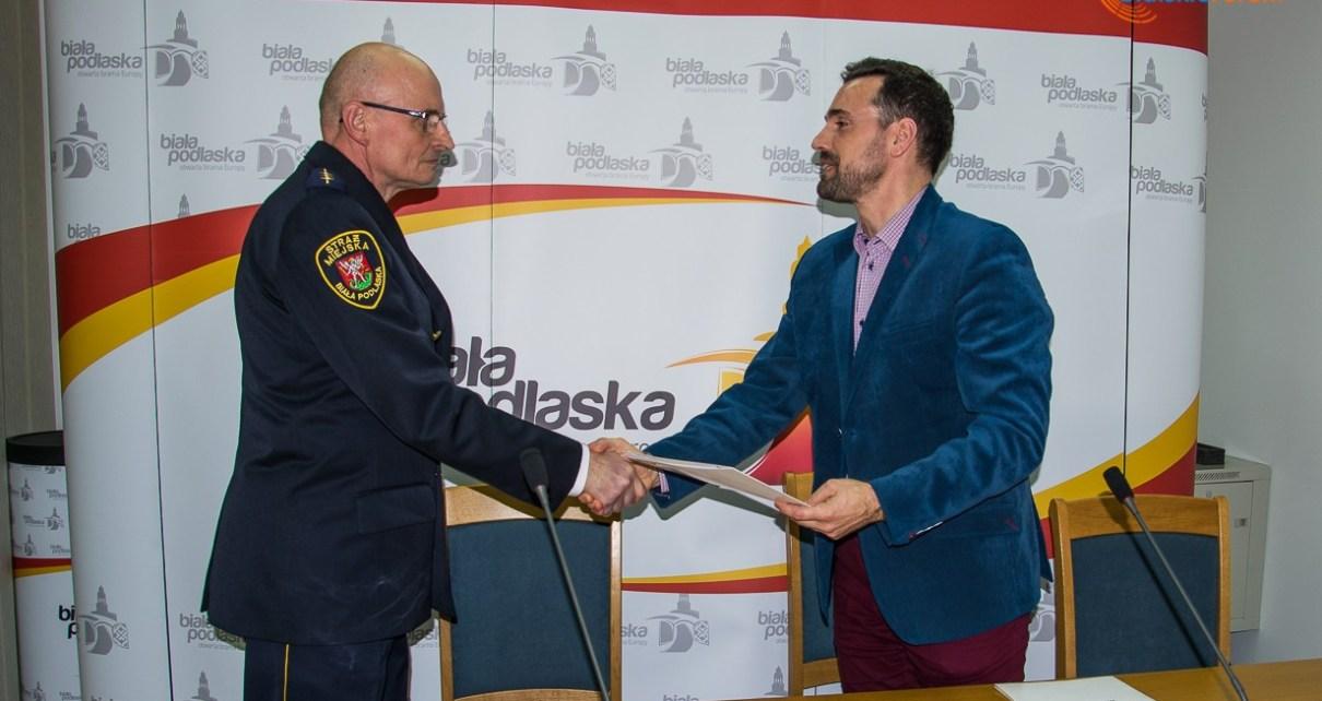 Monitoring monitorowany - nominacja nowego Komendanta Straży Miejskiej