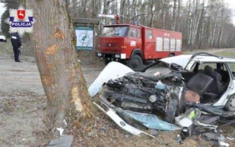 Tragiczny wypadek w Rokitnie