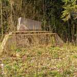 Zapomniany pomnik w Klonownicy-Plac