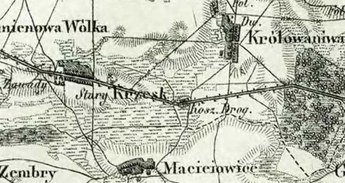 Grodzisko wczesnośredniowieczne Krzesk-Królowa Niwa