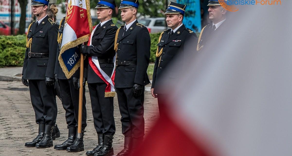 Dzień Strażaka w KM PSP w Białej Podlaskiej 2019