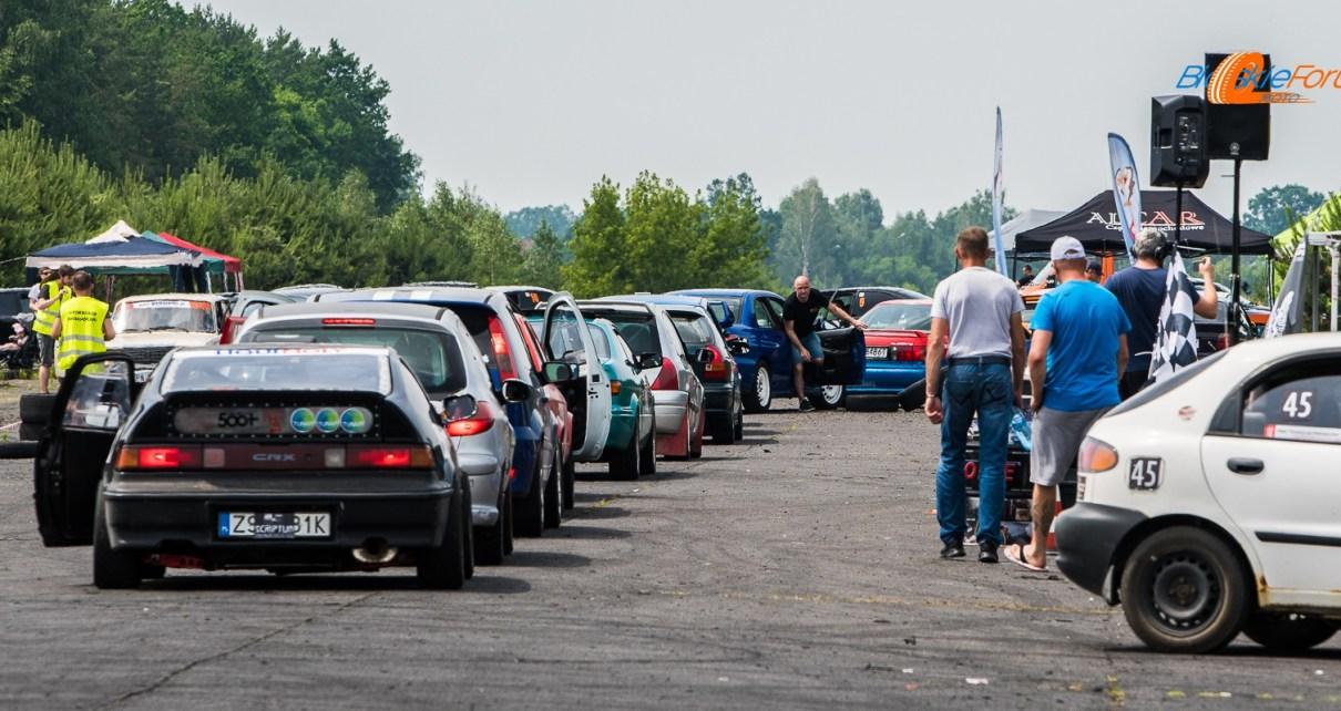 3. runda Mistrzostw Automobilklubu Bialskopodlaskiego 2019