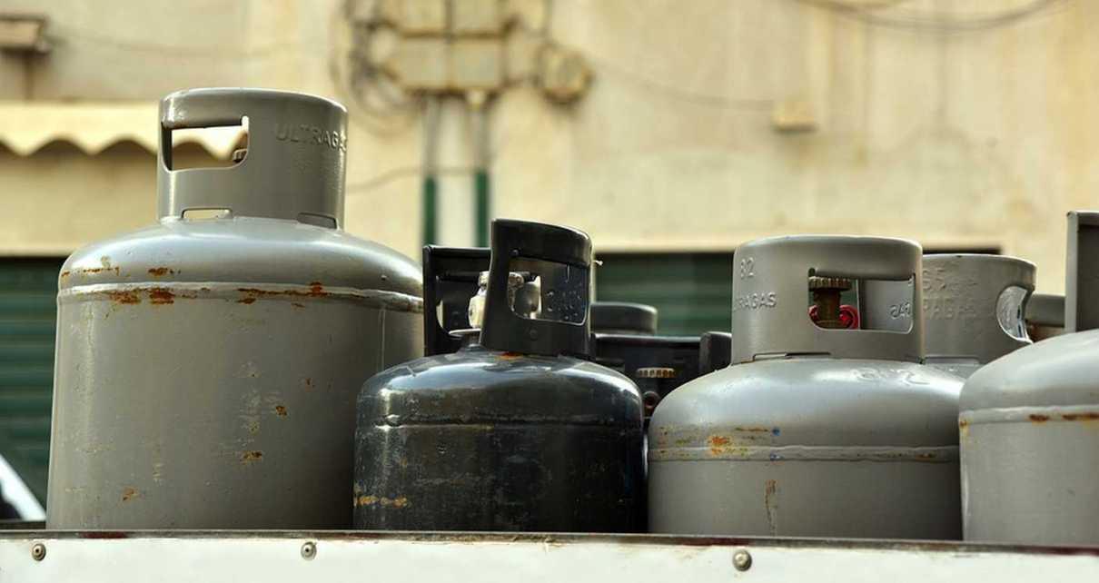 Wybuch butli z gazem w domu jednorodzinnym