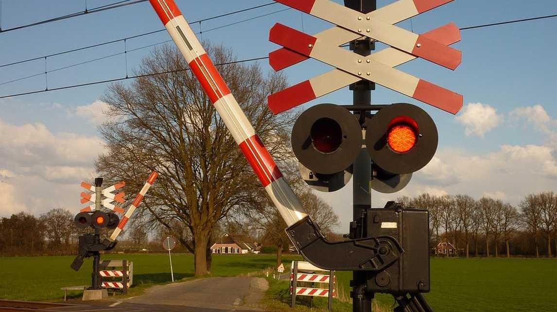 Zamknięcia przejazdów kolejowych
