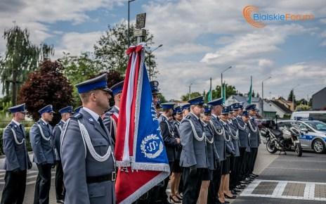 100-lecie powstania Policji Państwowej - obchody w KMP Biała Podlaska