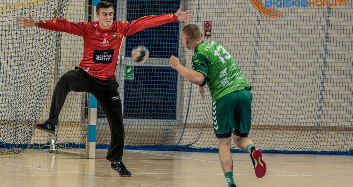 Puchar Polski: AZS AWF Biała Podlaska - MKS Padwa Zamość